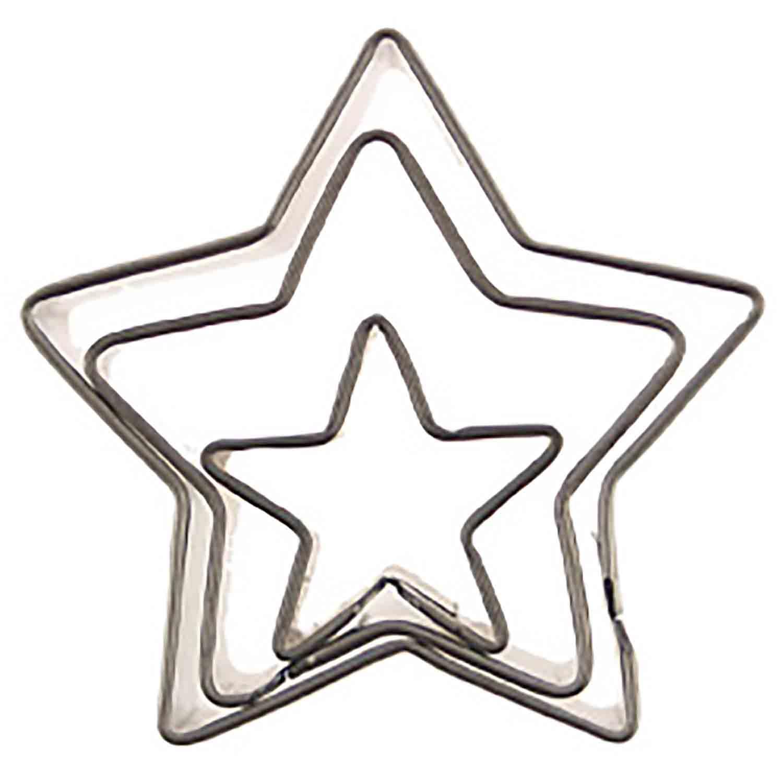 Makin's Cutter Set- Star