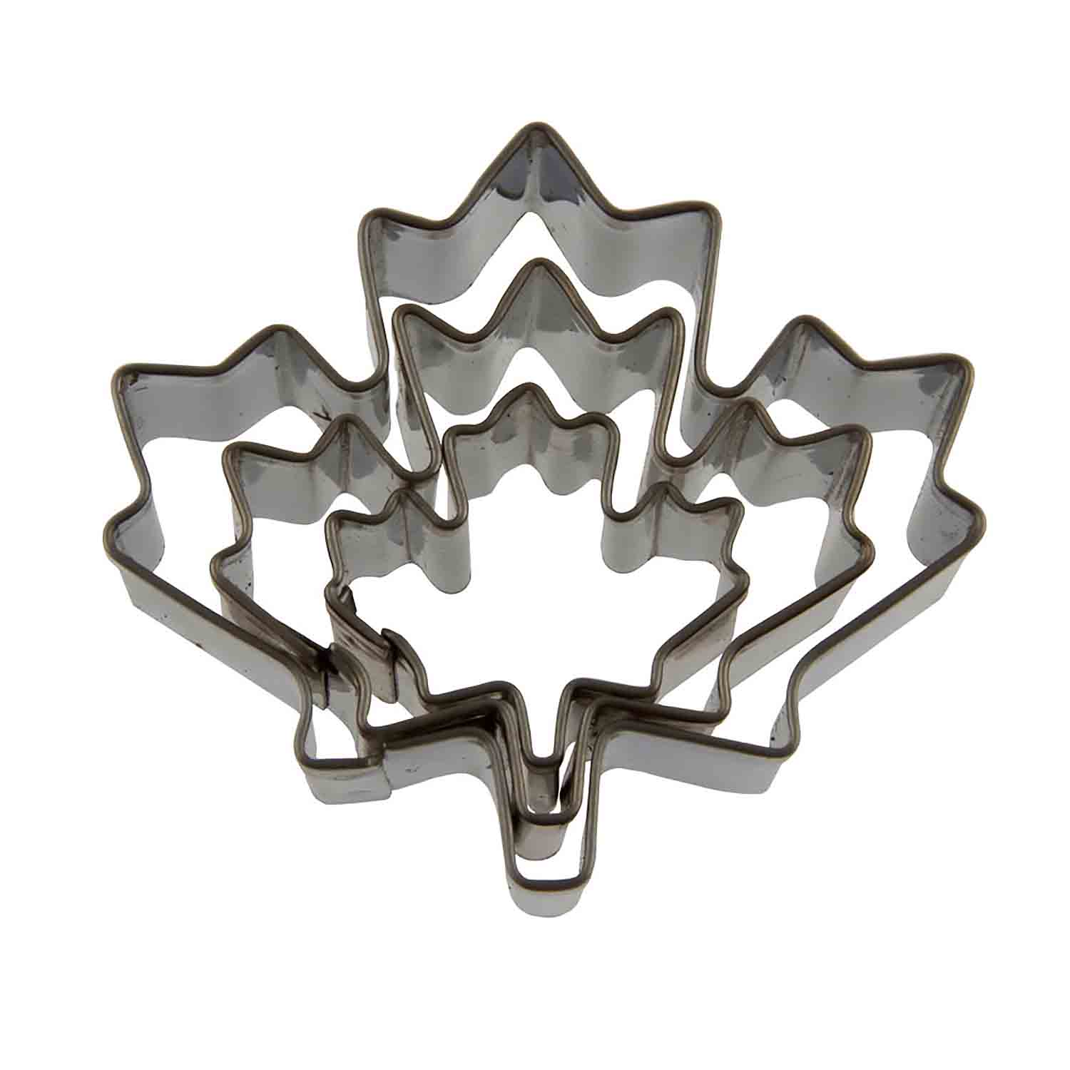 Cutter Set- Maple Leaf