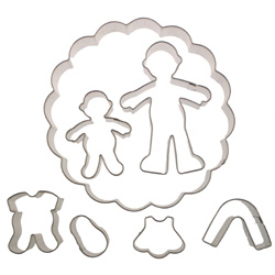 Makin's Cutter Set- Children