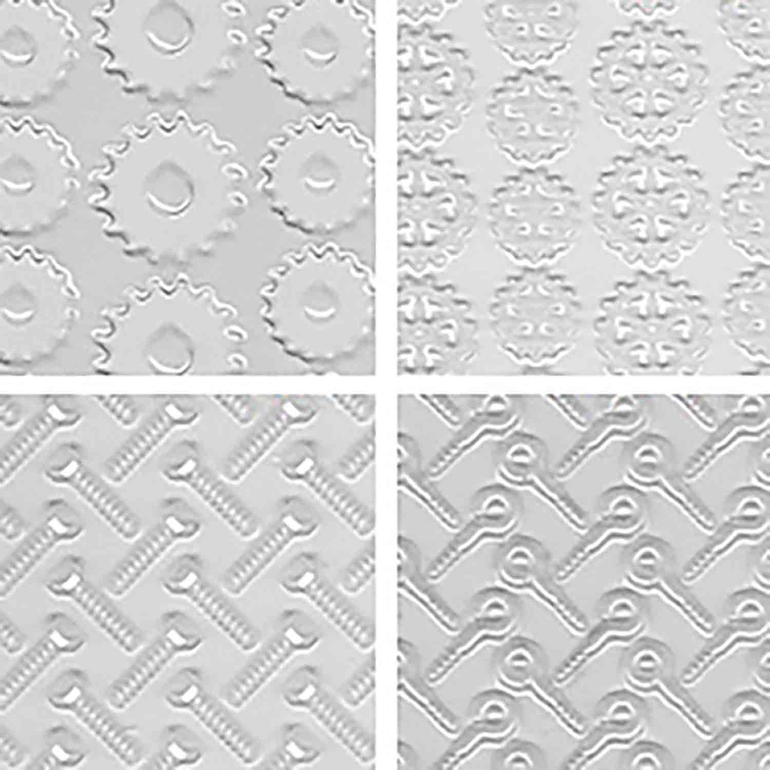Makin's Texture Sheets- Set F