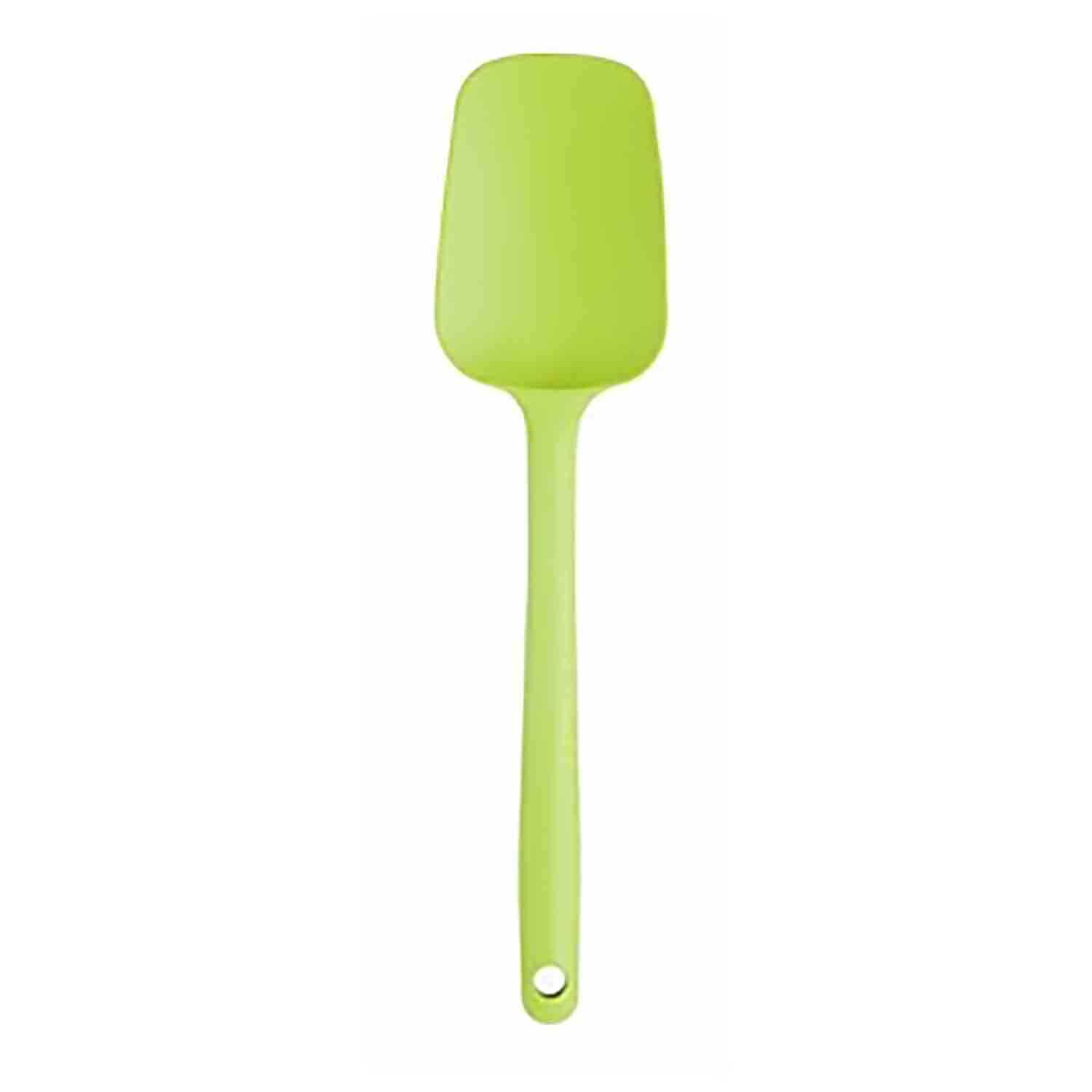 Silicone Spoon Spatula- Green