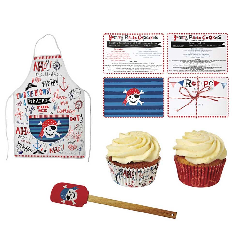Pirate Baking Gift Set