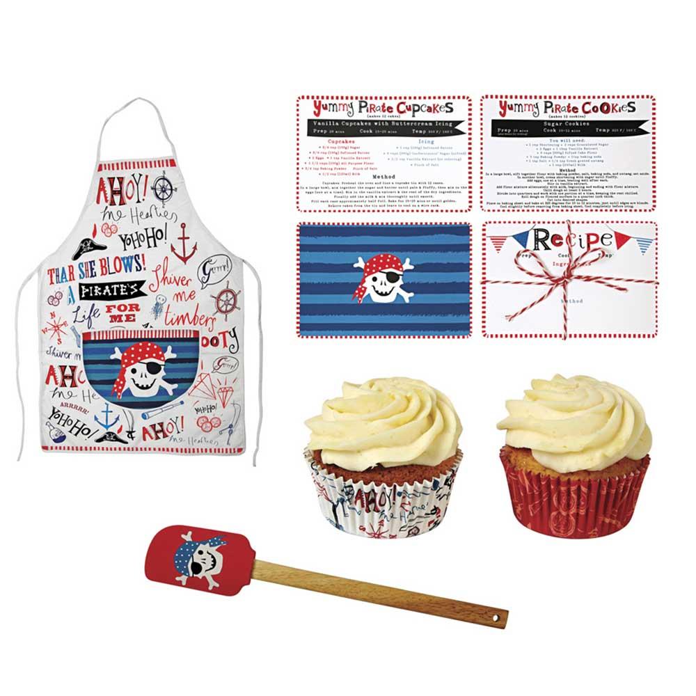Pirate Baking Gift Set