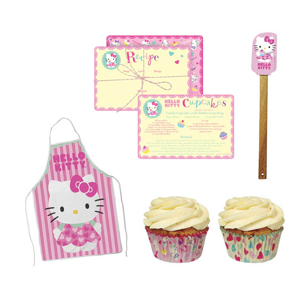 Hello Kitty Baking Gift Set