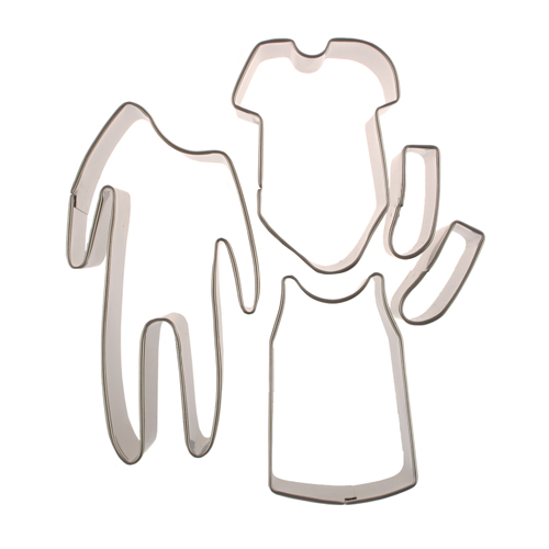 Washing Line Cookie Cutter Set