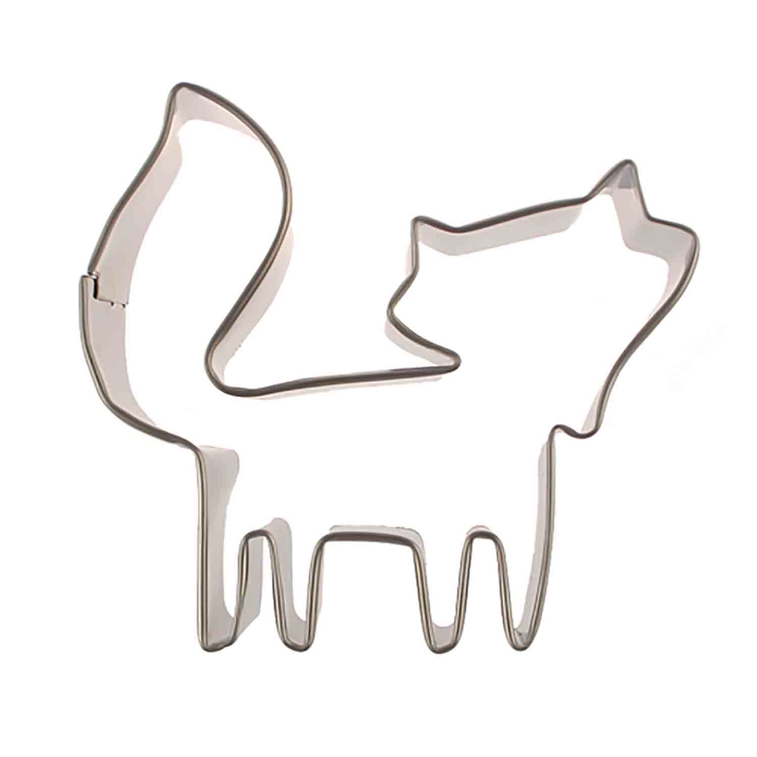 Little Fox Cookie Cutter