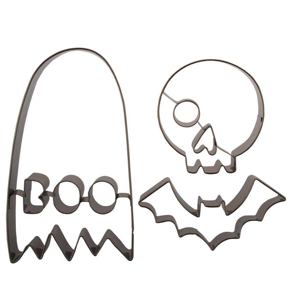 Wicked Cookie Cutter Set