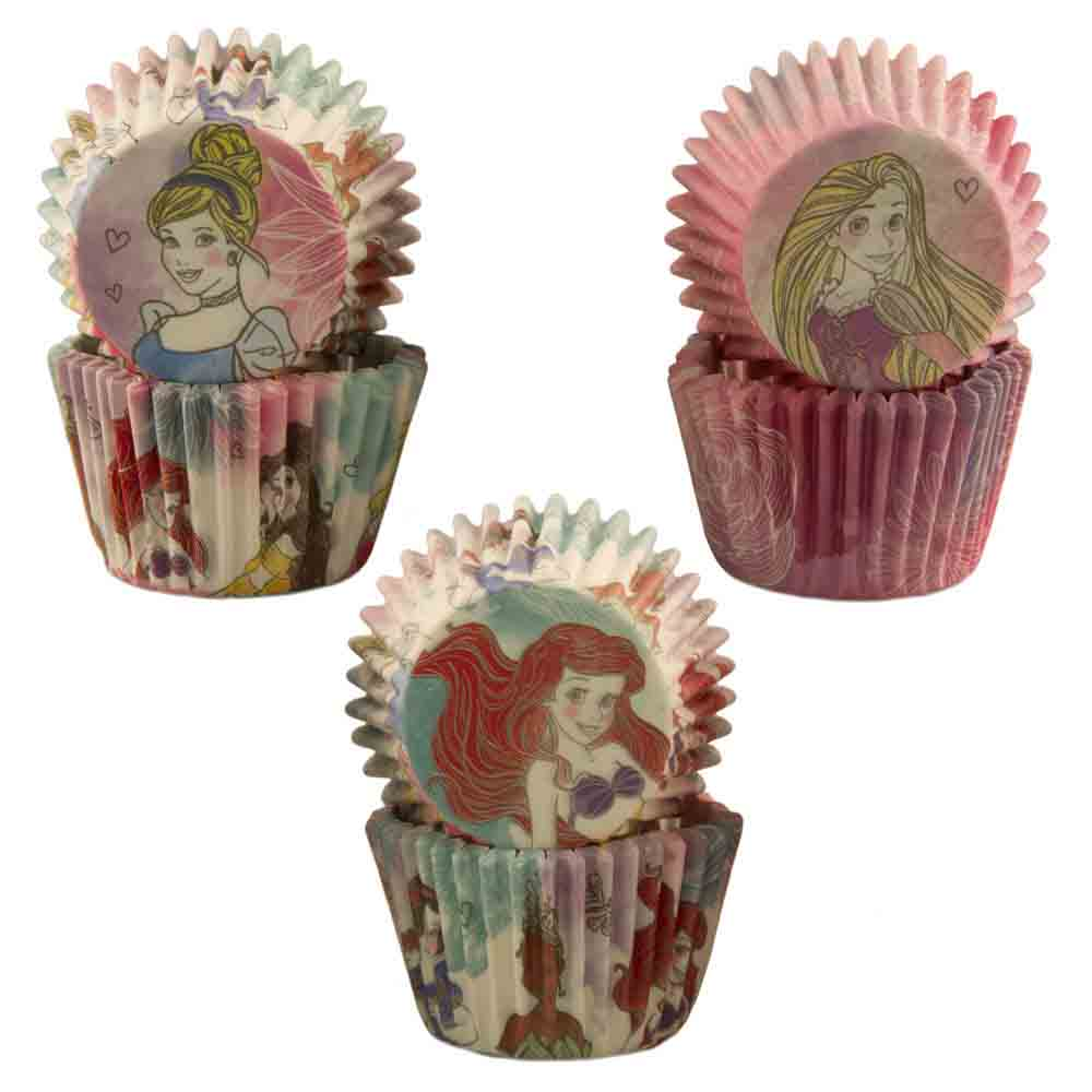 Disney Princess Mini Baking Cups