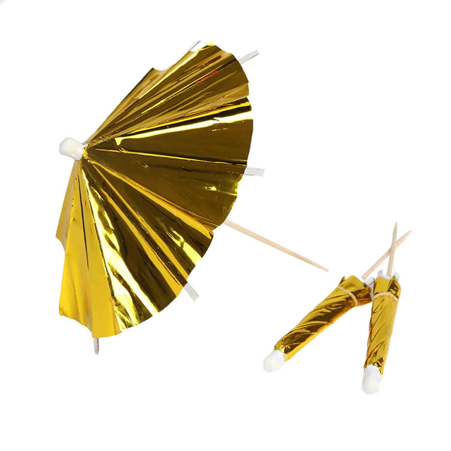 Gold Umbrella Picks