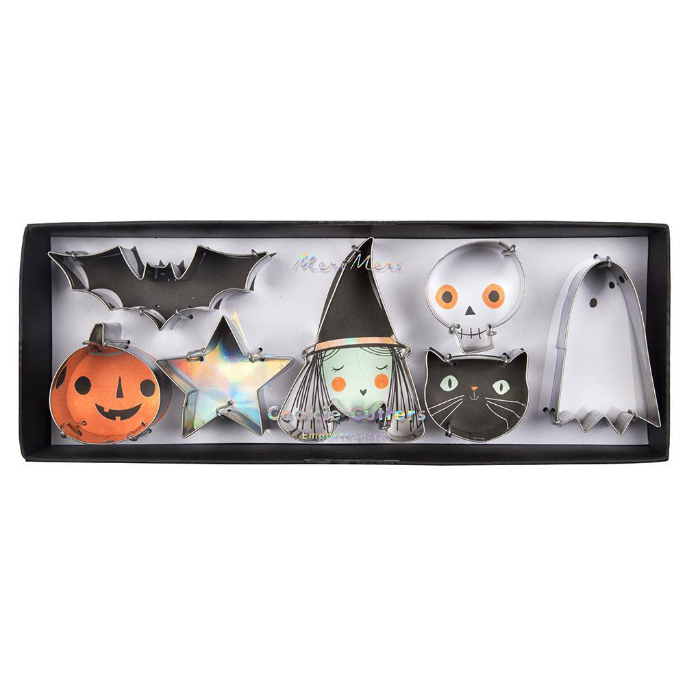 Spooky Mini Cookie Cutter Set