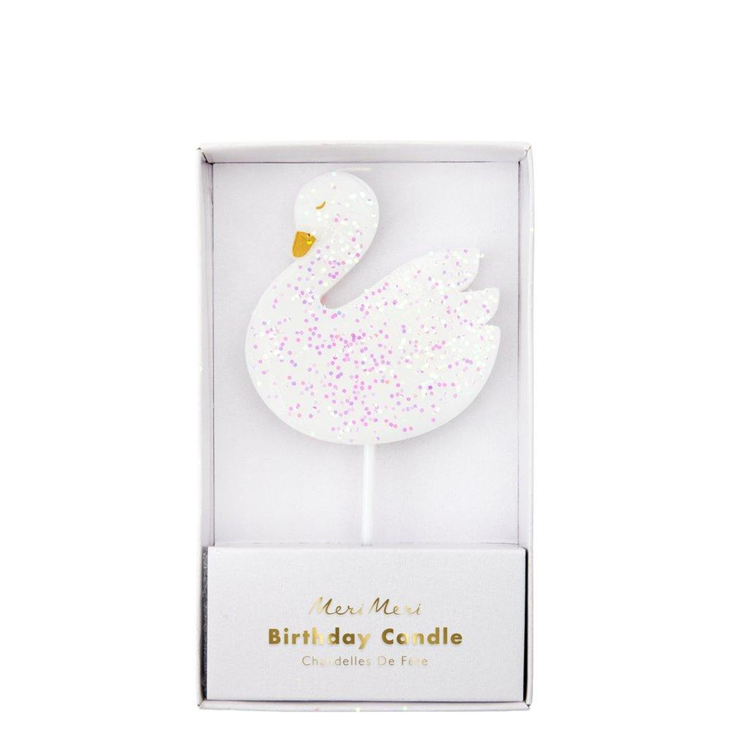 Swan Candle