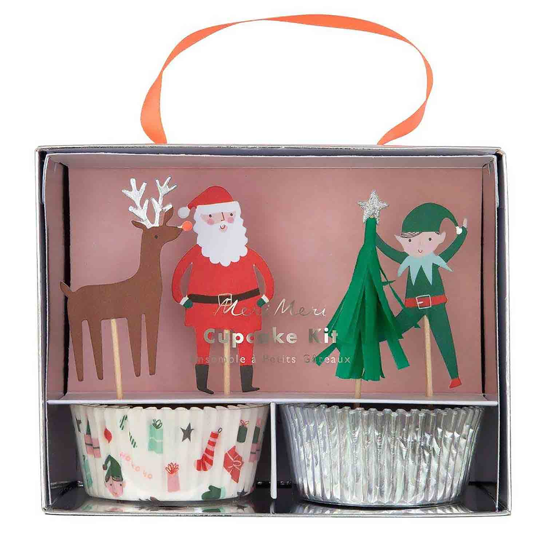 Festive Icon Cupcake Kit