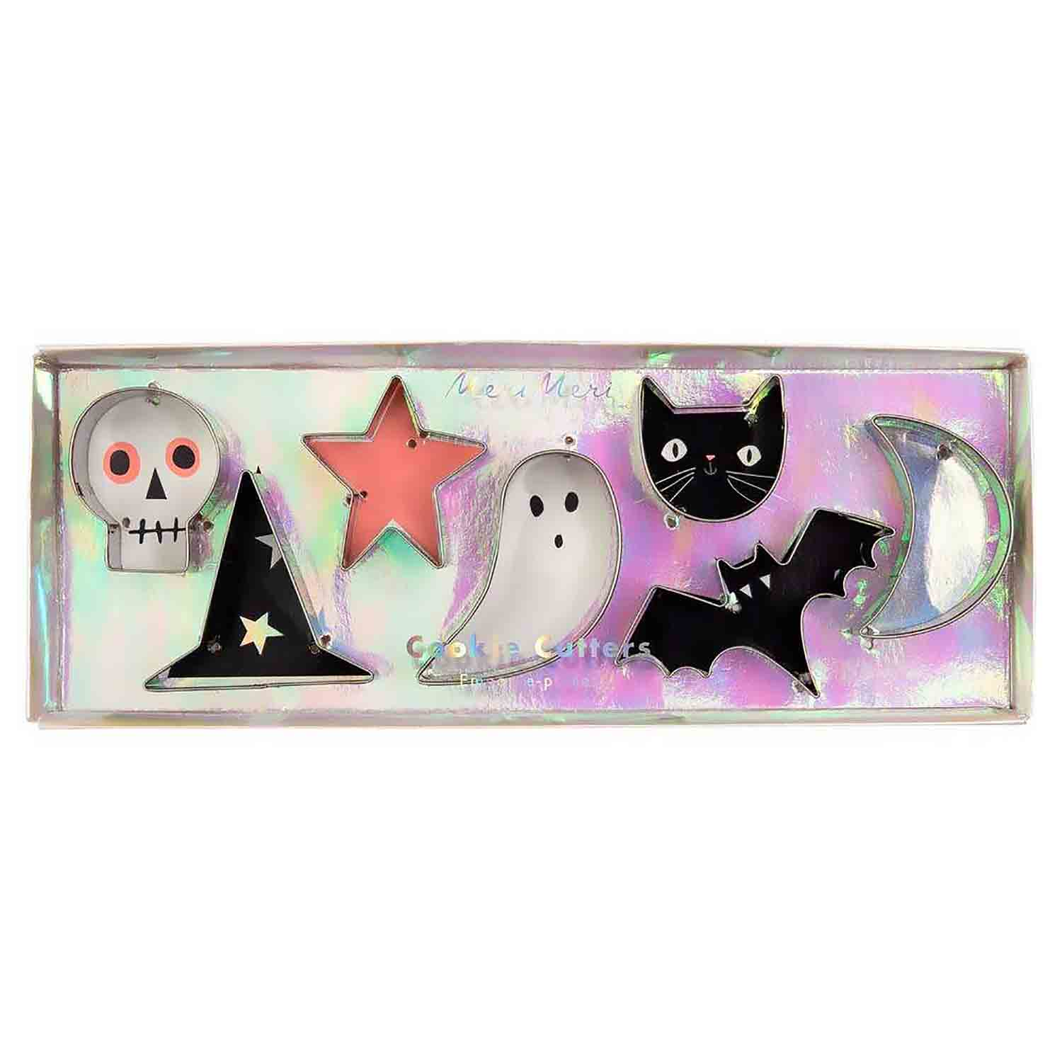 Halloween Icon Mini Cookie Cutter Set