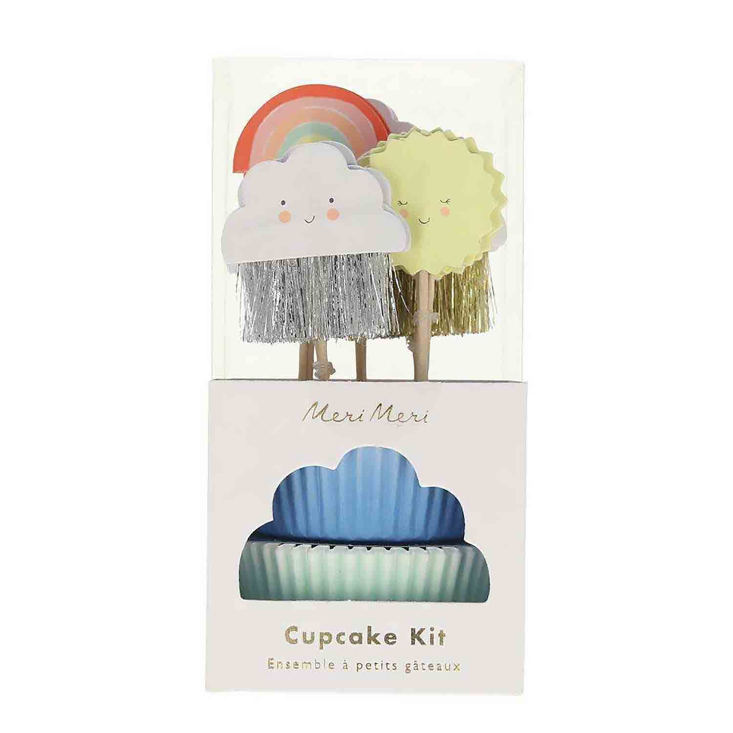Happy Weather Cupcake Kit