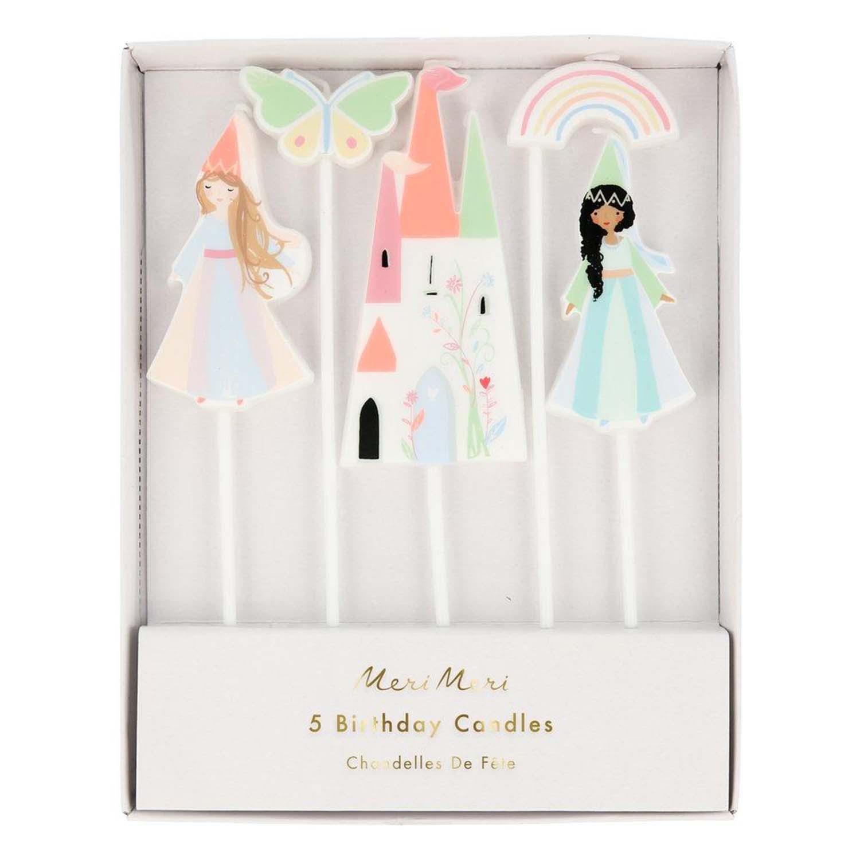 Magical Princess Candles