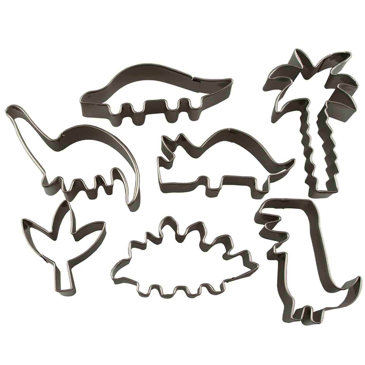Dinos Mini Cookie Cutter Set