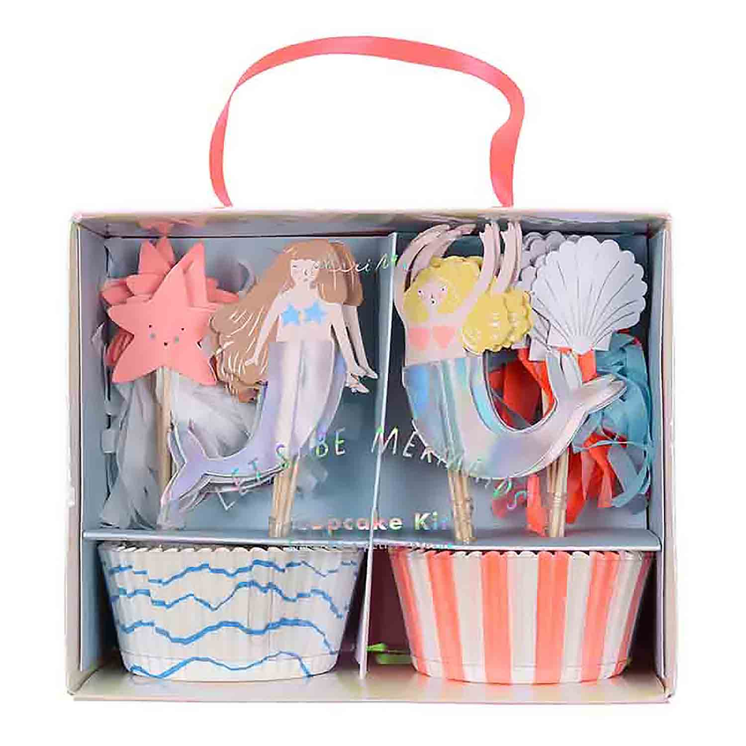 Mermaids Cupcake Kit