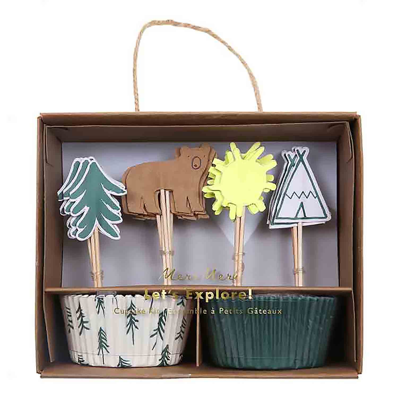 Explore Cupcake Kit