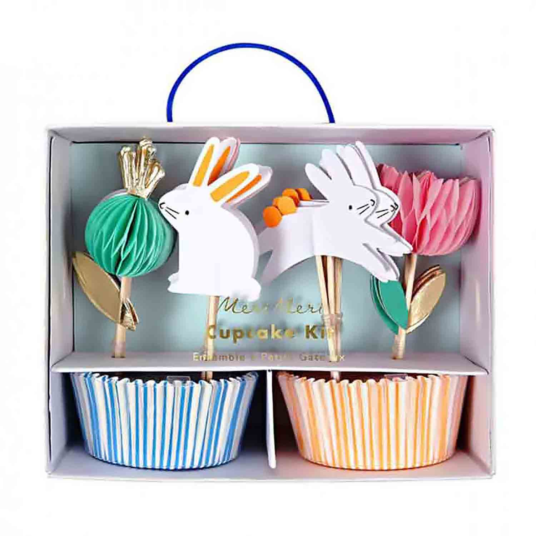 Bunny Cupcake Kit