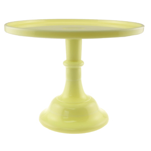 Cake Stand - Butter Cream 12""