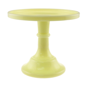 Cake Stand - Butter Cream 9""
