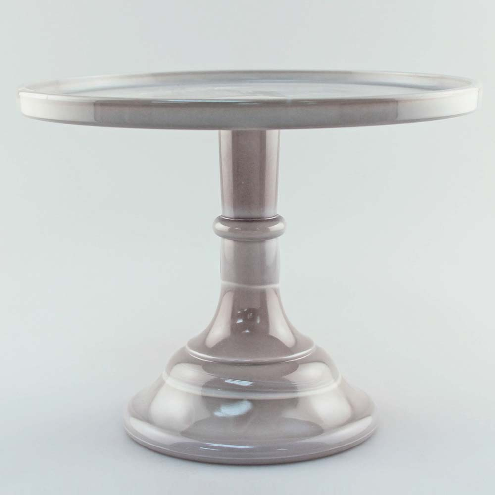 Cake Stand - Marble 9""
