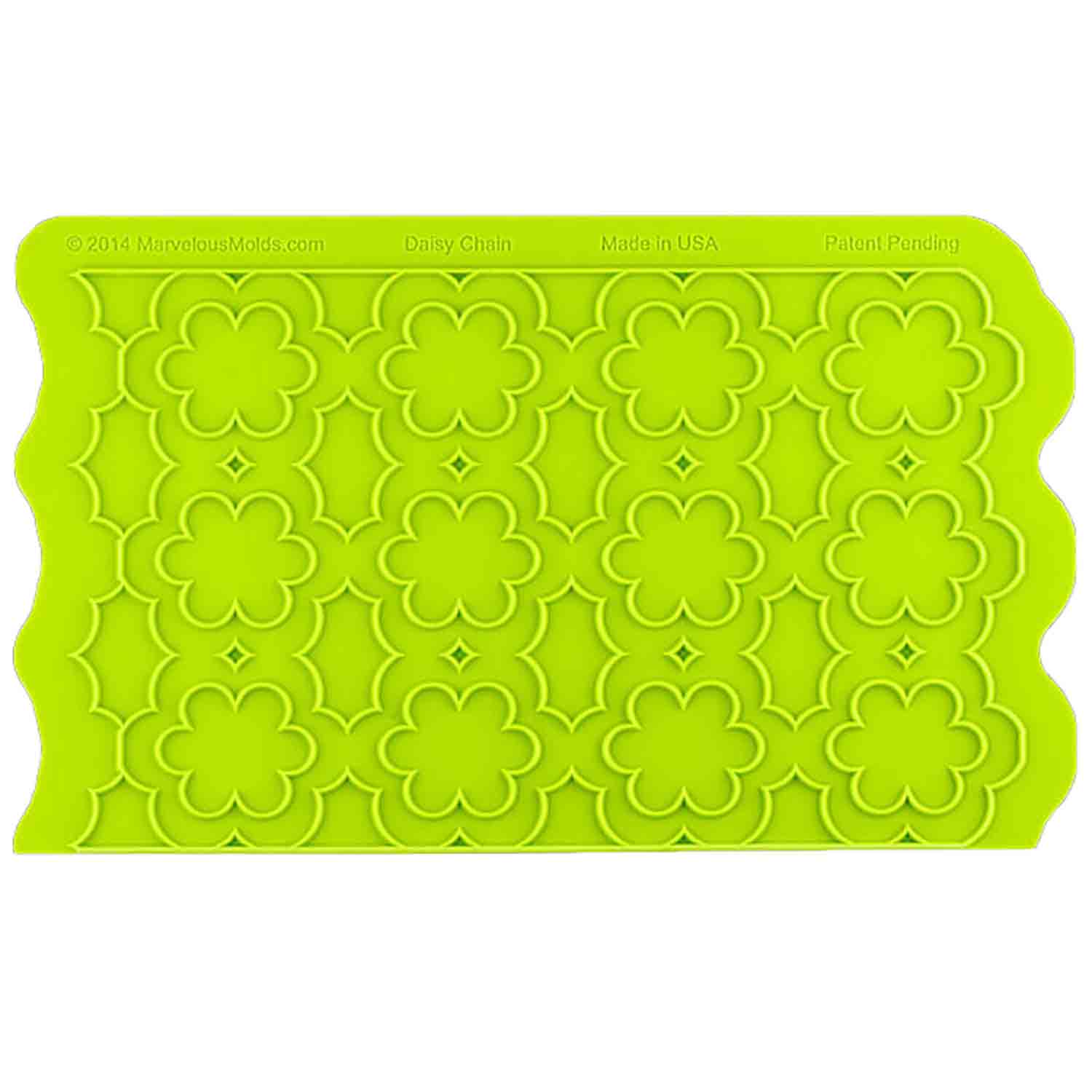 Daisy Chain Silicone Onlay Mold