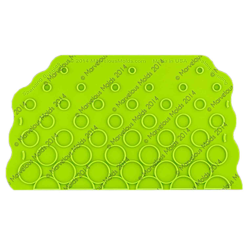 Sparkling Bubbles Silicone Onlay Mold