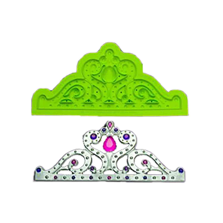 Majestic Tiara Silicone Mold