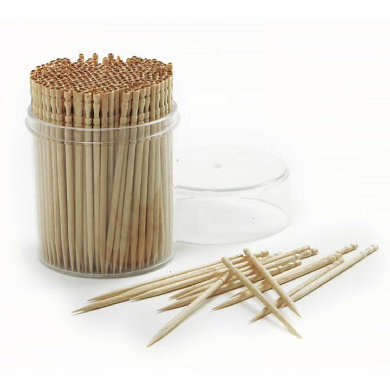 Ornate Wooden Toothpicks