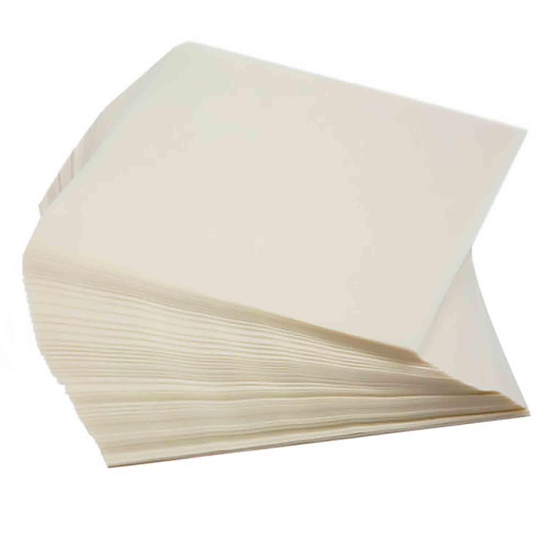 Wax Paper Squares