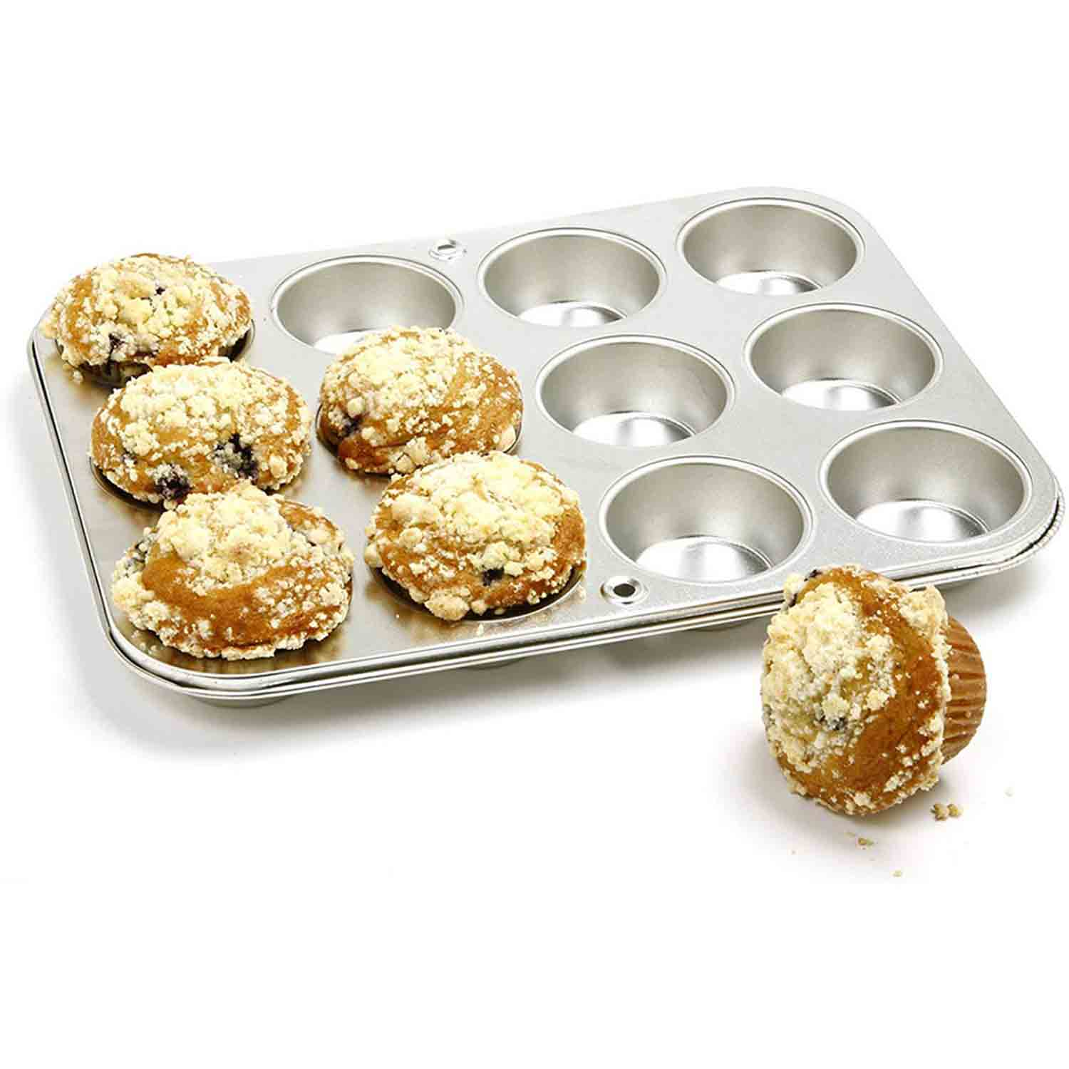 Standard Muffin Pan-12 Cup