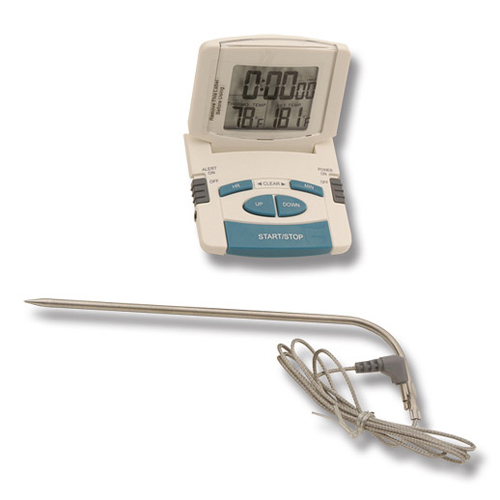 Electronic Thermometer/ Timer