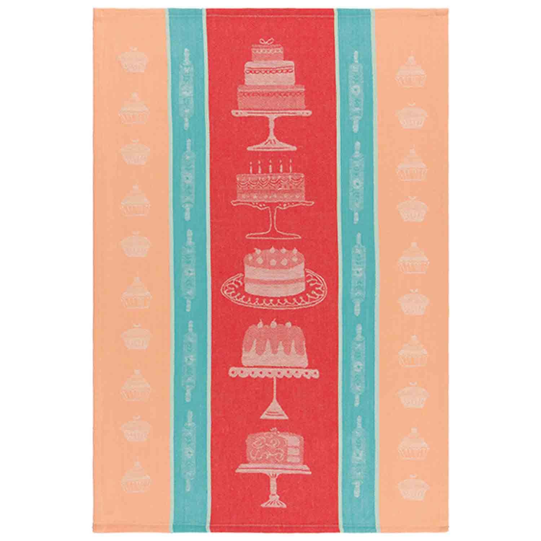 Cake Walk Jacquard Towel