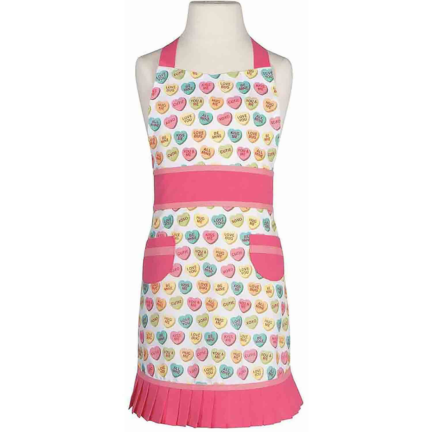 Kid's Apron - Sweet Hearts