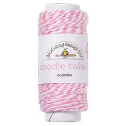 Cupcake Doodle Twine