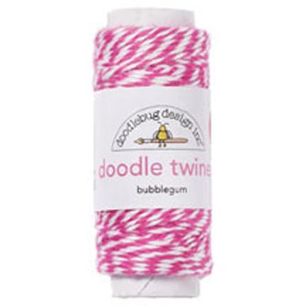 Bubblegum Doodle Twine