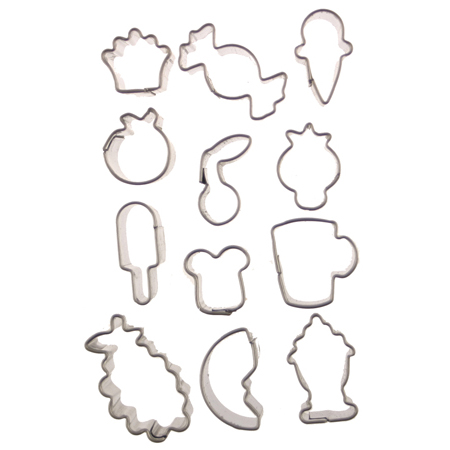 Mini Cutter Set - Sweet Treats