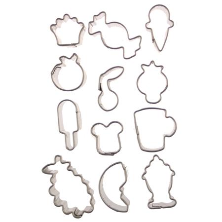 Mini Cutter Set - Sweet Treats