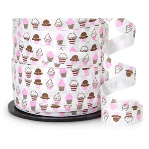 Curling Ribbon - Cupcake