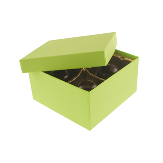 4 Pc. Citrus Serenade Candy Box