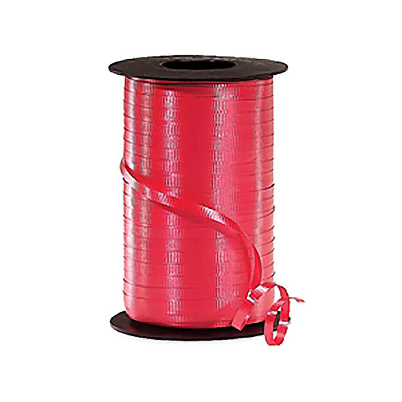 Curling Ribbon - Lava Red