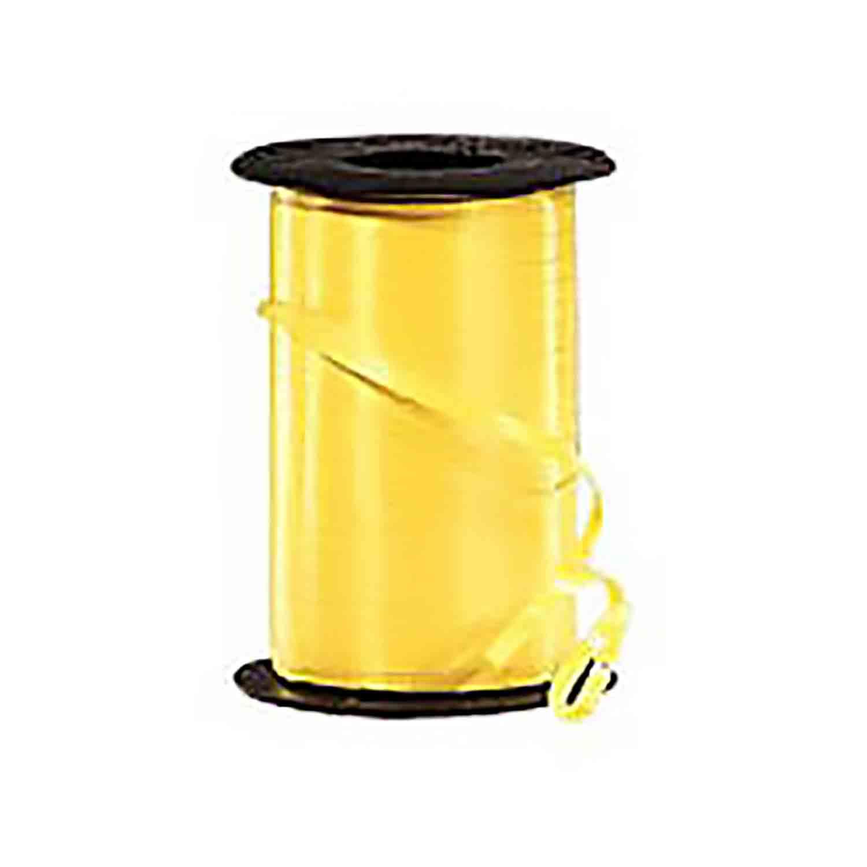 Curling Ribbon- Yellow