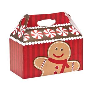 4 lb. Gingerbread Sweets Treat Box