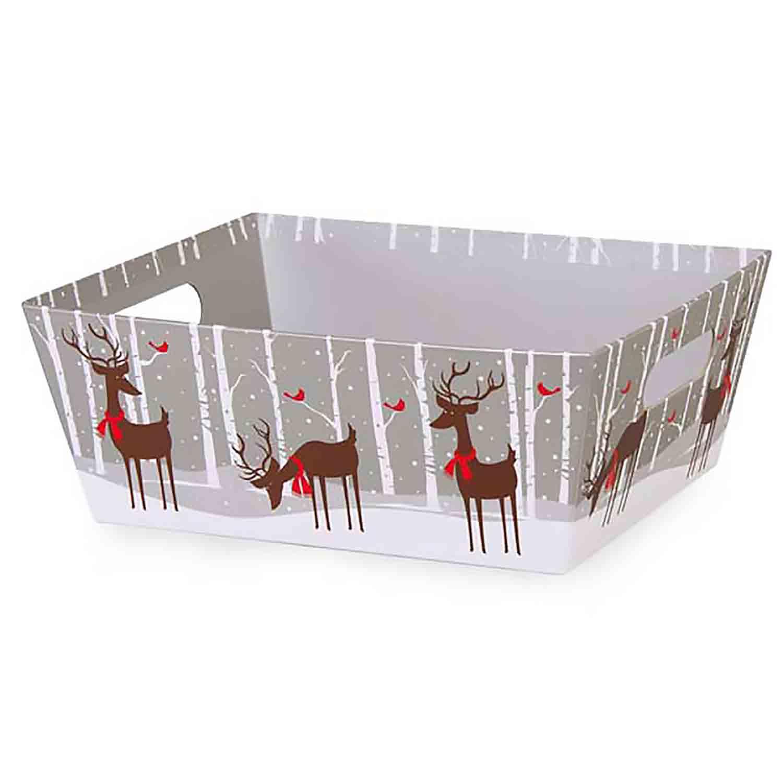 Reindeer Wonderland Market Tray - Extra Large