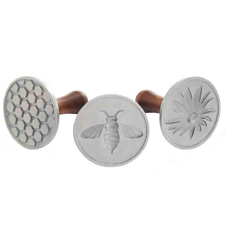 Honeybee Cookie Stamps Set