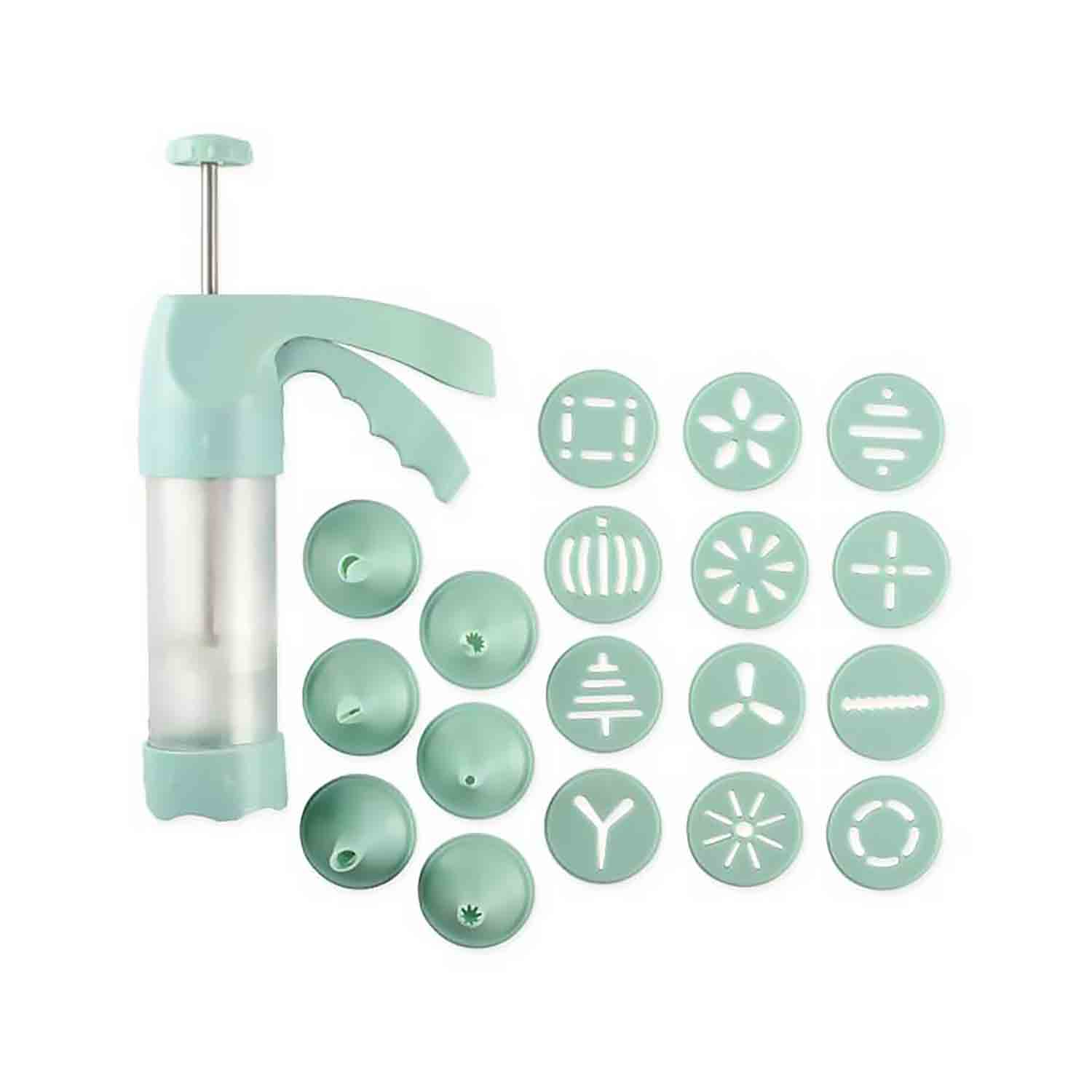 Deluxe Spritz Maker and Treat Decorating Set