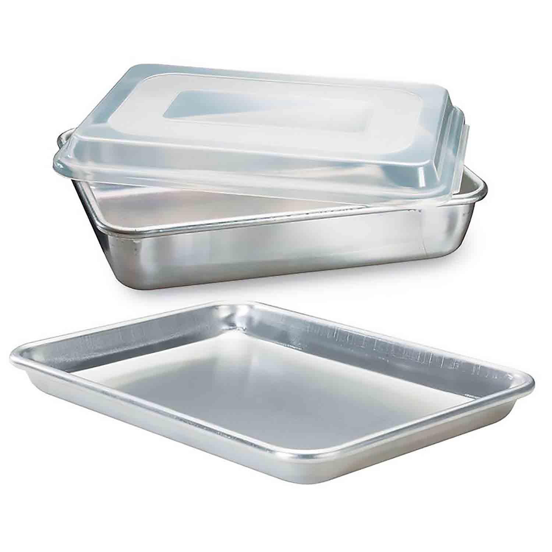 3 Pc. Baker's Set Rectangle Cake Pans