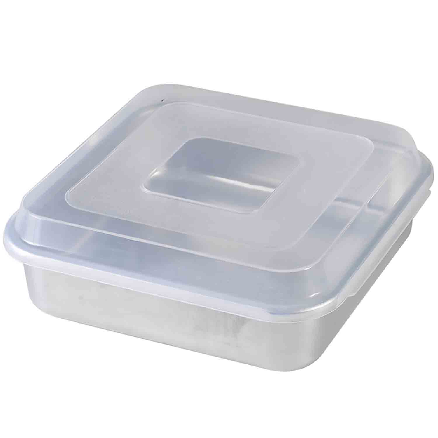 "9 x 9"" Cake Pan with Lid"