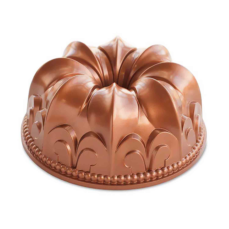 Fleur De Lis Bundt Cake Pan